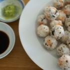 Sushi-Kugeln