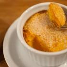 Crème brûlée mit Kürbis