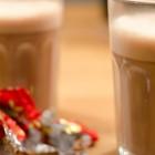 Weihnachtsmann-Kakao