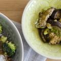 Auberginensalat japanisch