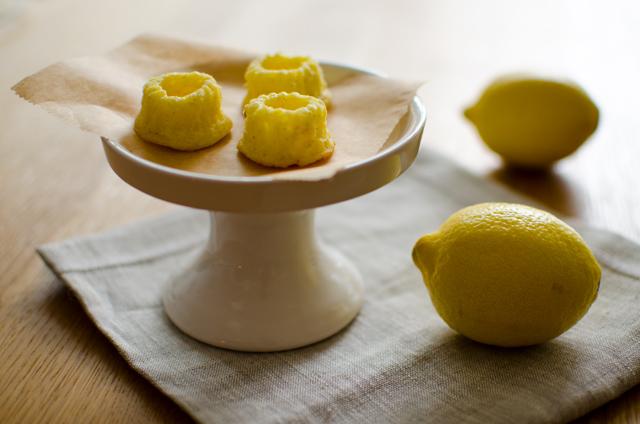 Zitronen Kasekuchen Ohne Boden Lemon Cheesecake Without Crust