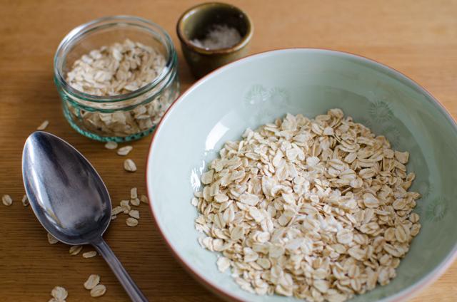 Porridge Zubereitung