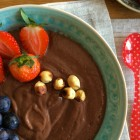 Nutella-Smoothie-Bowl