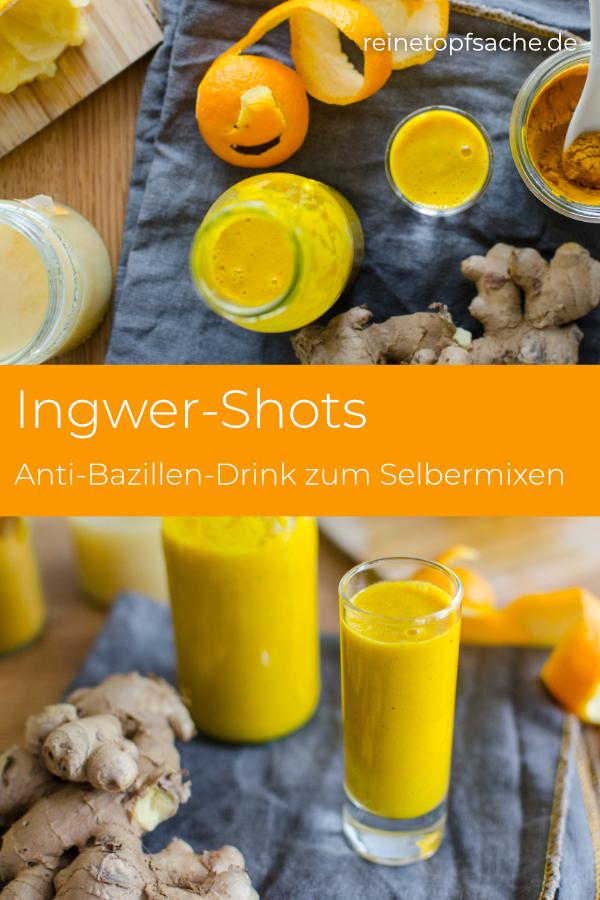 Ingwer-Shots